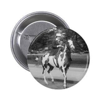 Palomino Pony, 1915 Pin