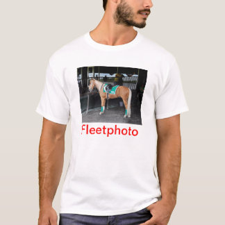 Palomino Pony at Belmont Park T-Shirt
