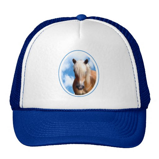Palomino Pony Hat