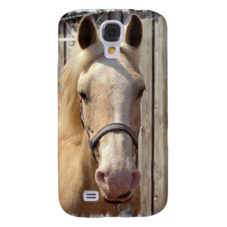Palomino Pony iPhone 3G Case Samsung Galaxy S4 Covers