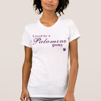 Palomino pony t-shirts