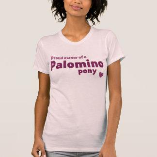 Palomino pony shirts