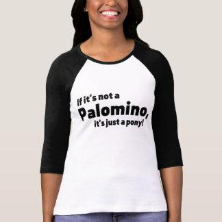 Palomino pony tshirts