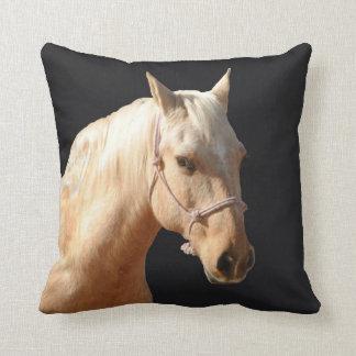 Palomino Throw Pillow