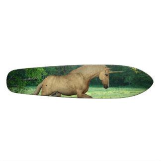 Palomino Unicorn Custom Skate Board