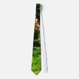 Palomino Walking Away Tie