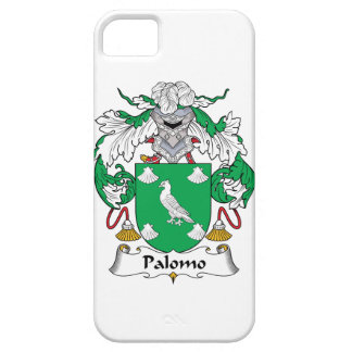 Palomo Family Crest iPhone 5/5S Cover