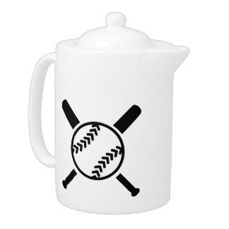 Palos cruzados softball