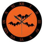 Palos de Halloween Reloj