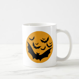 Palos de Halloween Taza De Café