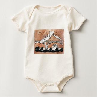 Palos de la avenida del congreso body de bebé
