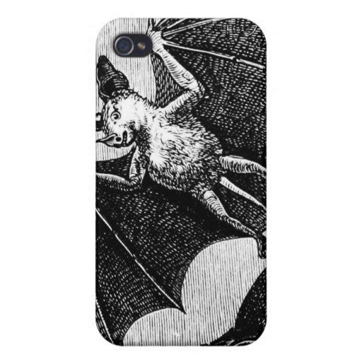 Palos de vampiro iPhone 4/4S carcasa