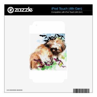 palos en el campanario iPod touch 4G skin