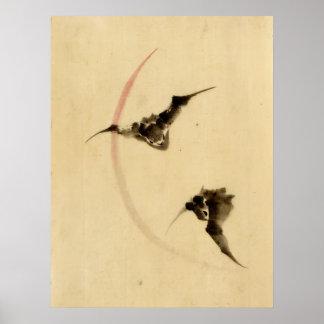 Palos que vuelan 1840 poster