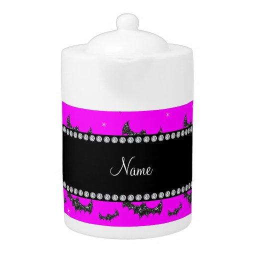 Palos rosados de neón conocidos personalizados del