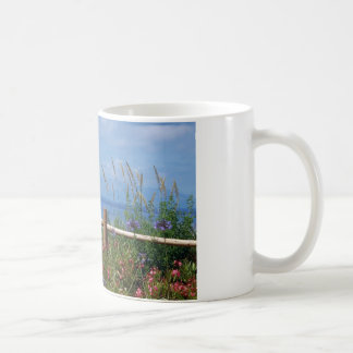Palos Verdes and Catalina Scene Coffee Mug