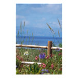 Palos Verdes and Catalina Scene Personalized Stationery