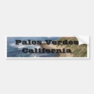 Palos Verdes, California Bumper Sticker