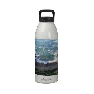 Palos Verdes, California Water Bottle