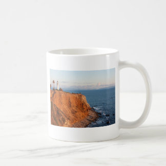 Palos Verdes Lighthouse Coffee Mug