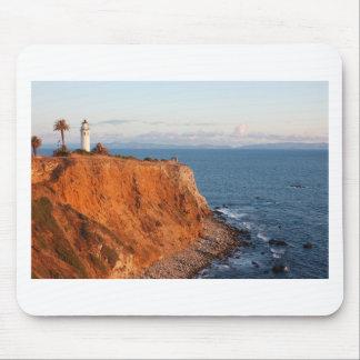 Palos Verdes Lighthouse Mouse Pad