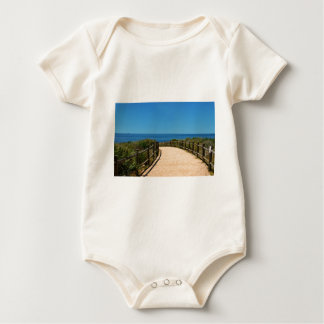 Palos Verdes Path Baby Bodysuit