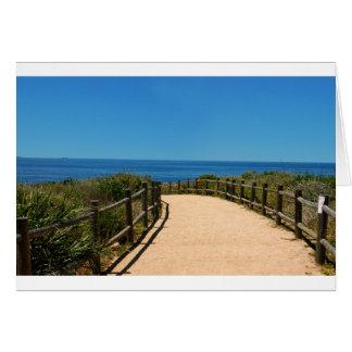 Palos Verdes Path Card