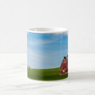 Palouse Country Barn - Eastern Washington Coffee Mug