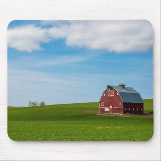 Palouse Country Barn - Eastern Washington Mouse Pad