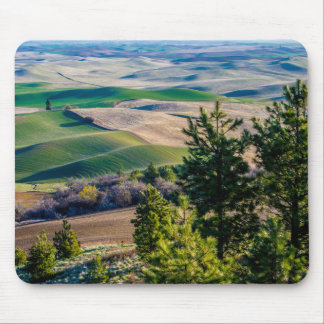 Palouse Country - Eastern Washington Mouse Pad