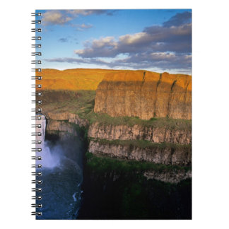 Palouse Falls in Washington Notebook