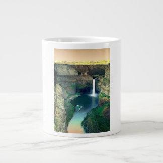 Palouse Falls in Washington State! Giant Coffee Mug
