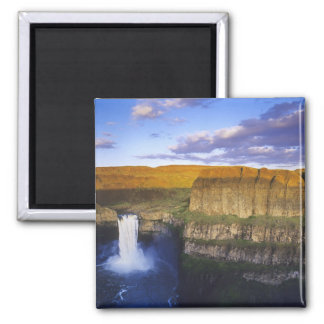 Palouse Falls State Park in Washington 2 Inch Square Magnet