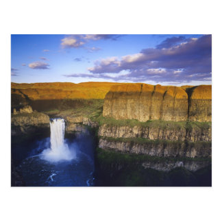 Palouse Falls State Park in Washington Postcard