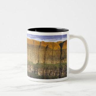 Palouse Falls State Park in Washington Two-Tone Coffee Mug