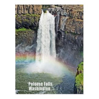 Palouse Falls State Park, Washington Postcard