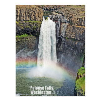 Palouse Falls State Park, Washington Postcard