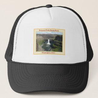 PALOUSE FALLS STATE PARK WATERFALLS OF WASHINGTON TRUCKER HAT