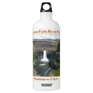 PALOUSE FALLS STATE PARK WATERFALLS OF WASHINGTON WATER BOTTLE