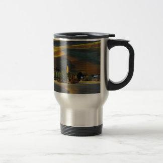 Palouse Sunrise 15 Oz Stainless Steel Travel Mug