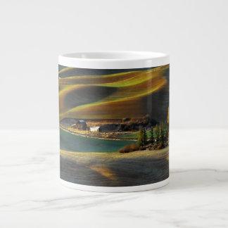Palouse Sunrise 20 Oz Large Ceramic Coffee Mug
