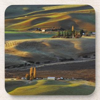 Palouse Sunrise Coasters