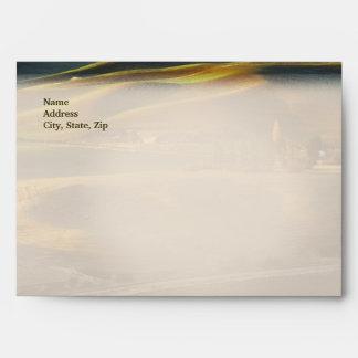 Palouse Sunrise Envelopes