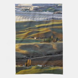 Palouse Sunrise Hand Towel