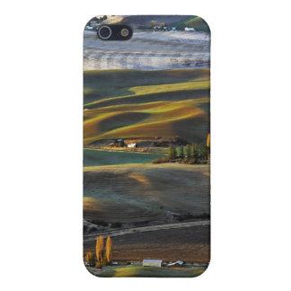 Palouse Sunrise iPhone 5/5S Cases