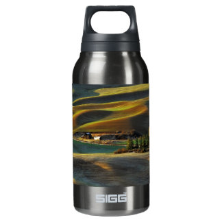 Palouse Sunrise 10 Oz Insulated SIGG Thermos Water Bottle