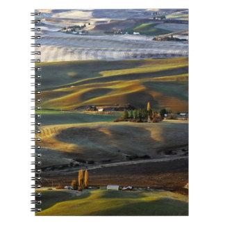 Palouse Sunrise Spiral Notebook
