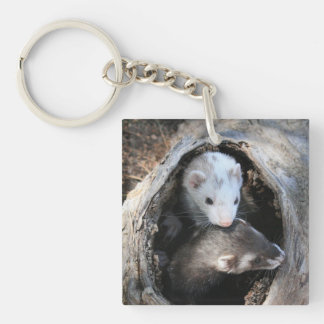 Pals Add Photo Acrylic Keychain
