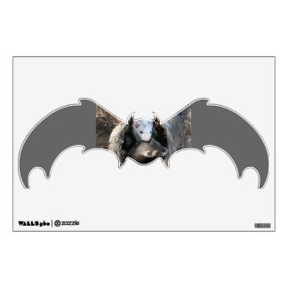 Pals Bat Wall Decal