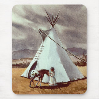 PALS by SHARON SHARPE Mouse Pad